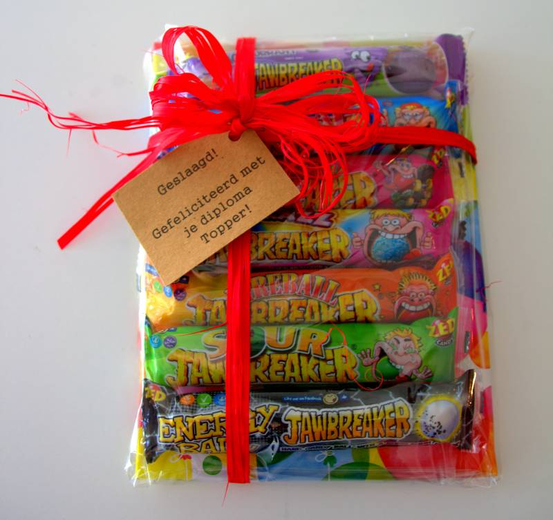 Favoriete Cadeau pakketten bestellen: Oud Hollands snoep #FZ05
